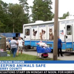 Horry County Animal Care Center Transfers Animals, Accepts Donations Ahead of Storm