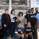 First lady of Japan visits North Shore Animal League America